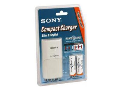 SONY COMPACT BATTERY CHARGER