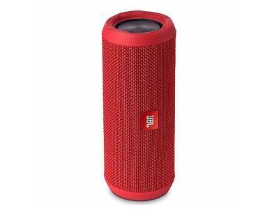 JBL Flip 3 Splashproof Portable Speaker Red