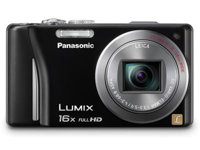 PANASONIC CAMERA ZS10 BLK