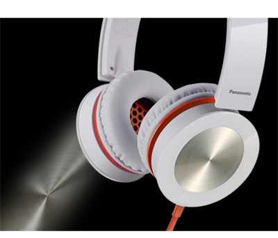 PANASONIC RP-HXS400 SOUND RUSH BLK