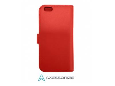 AXESSORIZE IPHONE 7 WALLET CASE RED