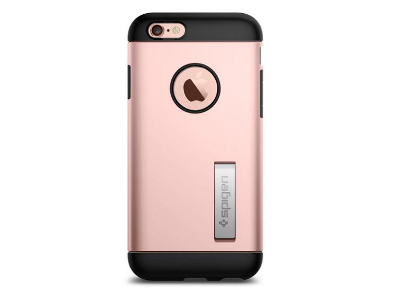 Spigen iPhone 6/6s Slim Armor Case Rose Pink