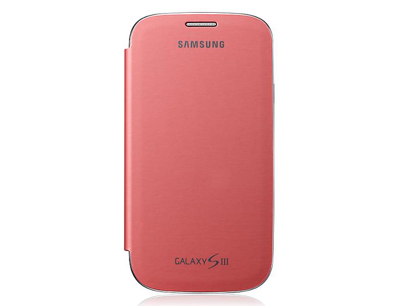 Samsung Galaxy S3 Flipcover Pnk
