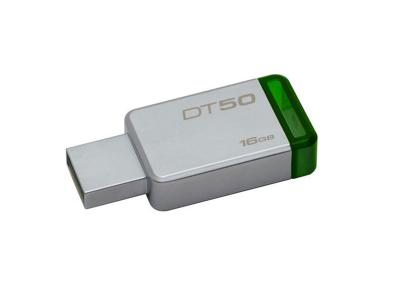 Kingston Digital 16GB USB 3.0 Data Traveler 50 Flashdrive
