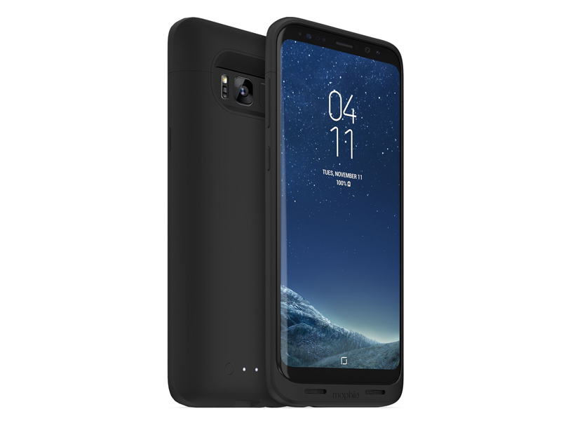 save off efc94 5b1b4 Mophie Juice Pack Battery Case for Samsung Galaxy S8 Plus