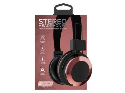 Tzumi Wireless Bluetooth Stereo Headphones