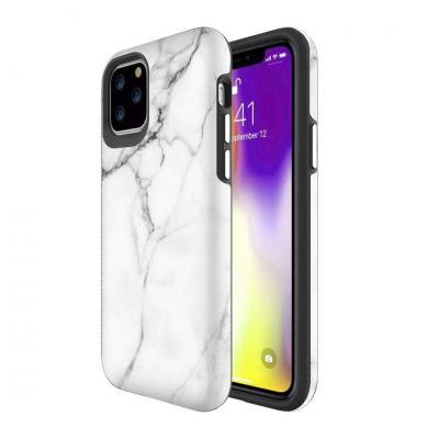 Blu Element Case Mist 2X iPhone 11 Pro White Marble Matte