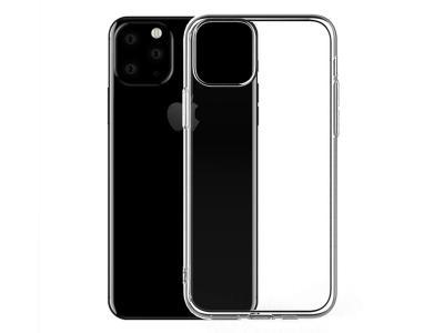 Blu Element Case Gel Skin iPhone 11 Pro Max Clear