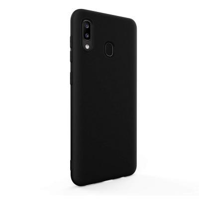 Blu Element Gel Skin Case Black for Samsung Galaxy A20