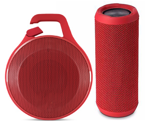 Portable/Wireless Speakers